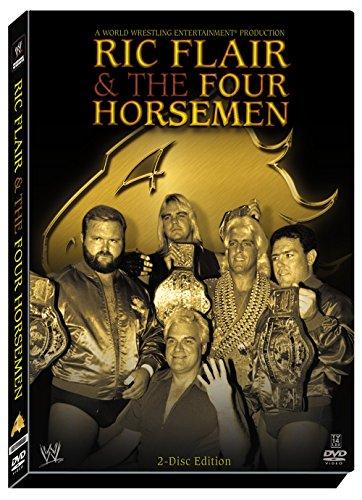 Ric Flair & The Four Horsemen (2 Discs)