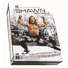 The Shawn Michaels Story: Heartbreak & Triumph