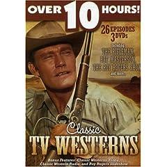 Classic TV Westerns (3pc) (Rmst B&W Dol)