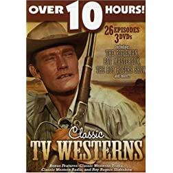 Classic TV Westerns (3pc) (Rmst B&W Dol)