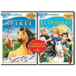 The Road to El Dorado / Spirit - Stallion of the Cimarron