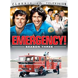 Emergency - Season Three