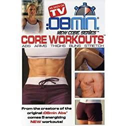 08 Min Core Workouts: Abs, Arms, Thighs, Buns and Stretch