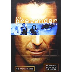 The Pretender 2001 / The Pretender - Island of the Haunted