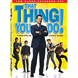 That Thing You Do! - The Director's Cut (Two-Disc Special Edition)