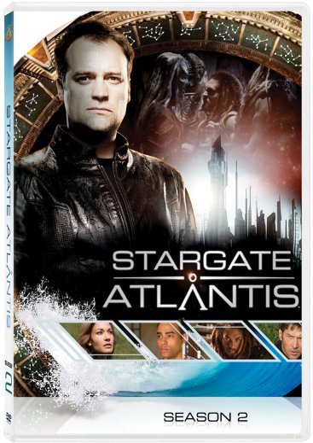 Stargate Atlantis - The Complete Second Season