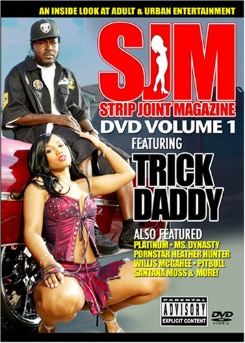 Strip Joint Magazine, Vol. 1