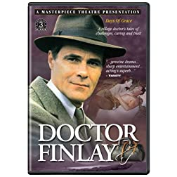'Doctor Finlay - Days of Grace Set (3 DVD Set)