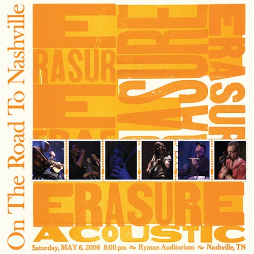 Erasure - On the Road to Nashville (W/Dvd) - Zortam Music
