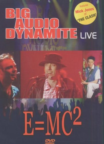 Big Audio Dynamite - Live : E=Mc2
