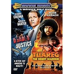 Deadly Justice & Taureg: Desert Warrior (2pc)