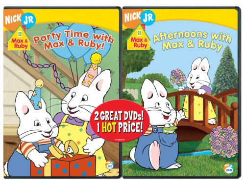 Max & Ruby - Afternoons With Max & Ruby / Party Time With Max & Ruby