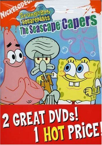 SpongeBob SquarePants - Sponge for Hire / SpongeBob SquarePants - Seascape Capers