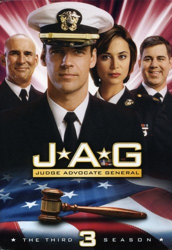 JAG (Judge Advocate General) - The Complete Third Season