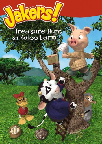Jakers! - Treasure Hunt on Raloo Farm