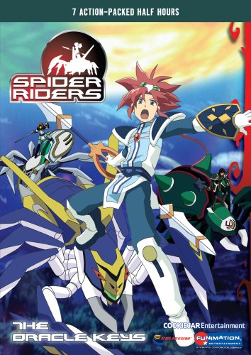 Spider Riders: The Oracle Keys, v.1