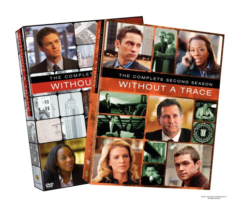 Without a Trace - The First & Second Complete Seasons