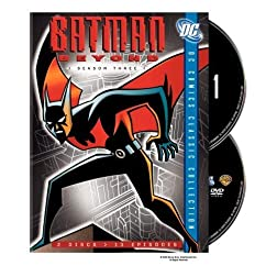 Batman Beyond - Season Three (DC Comics Classic Collection)
