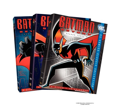 Batman Beyond, Seasons 1-3 (DC Comics Classic Collection)