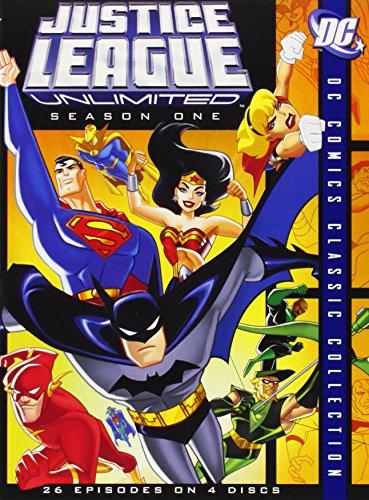 Justice League Unlimited, Seasons 1-2 (DC Comics Classic Collection)
