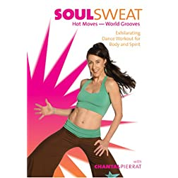 Chantal Pierrat: Soul Sweat