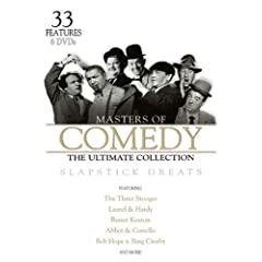 Masters of Comedy: Collectors Edition (6pc)