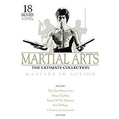 Martial Arts: Collectors Edition (6pc)