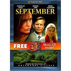 September (2pc) (W/CD)