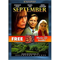 September (2pc) (W/CD)