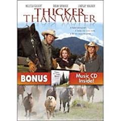 Thicker Than Water (2pc) (W/CD)