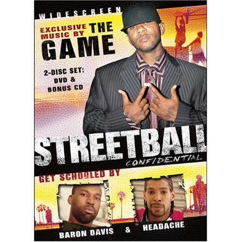 Streetball Confidential (Two-Disc Set - DVD & Bonus CD)