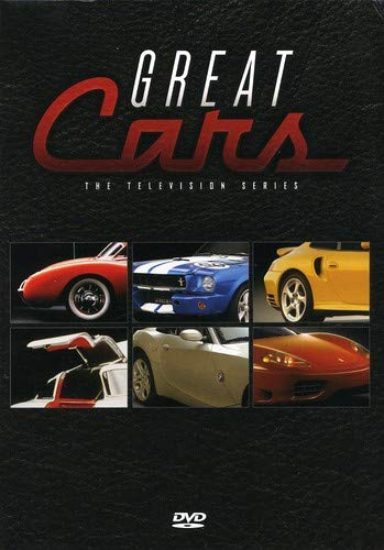 Great Cars Collection - The Television Series (Corvette / Mustang, Cobra, GT-40 / Porsche / Mercedes-Benz / BMW / Ferrari , Alfa Romeo)