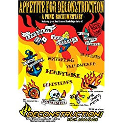 Appetite For Destruction : A Punk Rockumentary