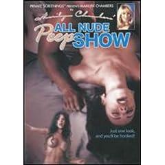 Marilyn Chambers: All Nude Peep Show