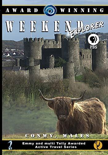 Weekend Explorer Conwy Wales