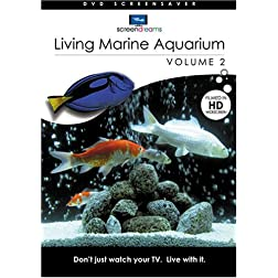 Living Marine Aquarium, Vol. 2