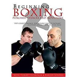 Beginning Boxing: Punches, Stances and Movement