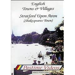 English Towns & Villages: Stratford Upon Avon