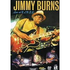 Jimmy Burns Live at B.L.U.E.S.