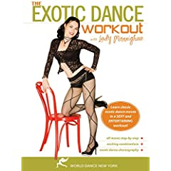 The Exotic Dance Workout