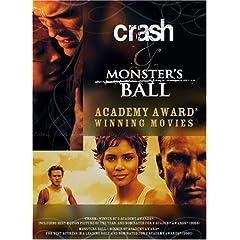Academy Award Winning Movies: Crash/Monster's Ball