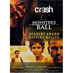 Academy Award Winning Movies: Crash/Monster's Ball