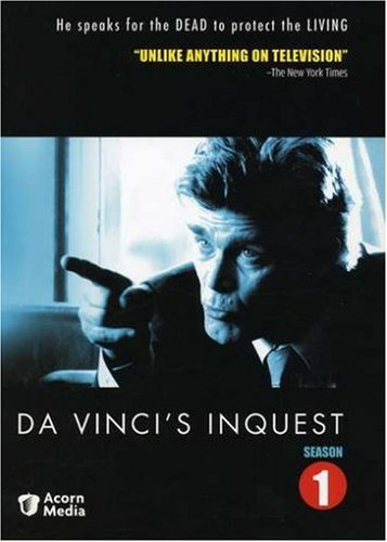 Da Vinci's Inquest - Season 1