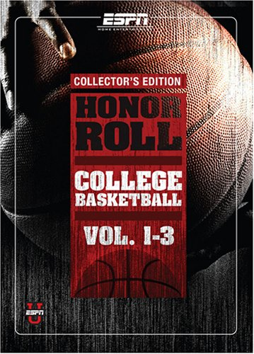 ESPN - Honor Roll College Basketball 3 Pack