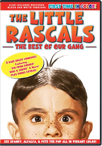 The Little Rascals: Best of Our Gang