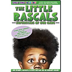 Little Rascals: Superstars of Our Gang