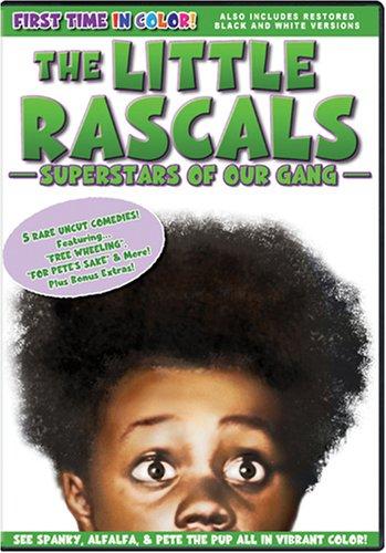 Little Rascals: Superstars of Our Gang