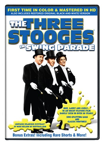 The Three Stooges: Swing Parade