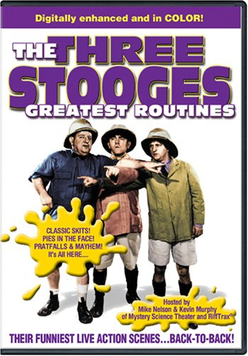 Three Stooges: Greatest Routines