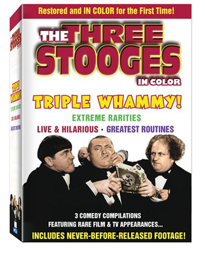 Three Stooges: Triple Whammy